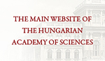 The main website of the Hungarian Academy of Sciences